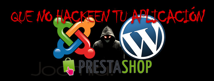 Hackeo wordpress, joomla o prestashop